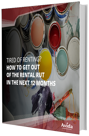 Avida_Book Cover_Tired of Renting How to Escape the Rental Rut
